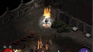Diablo 2 - MedianXL Sigma - A5 Merc Endgame Gear vs Dunc P7