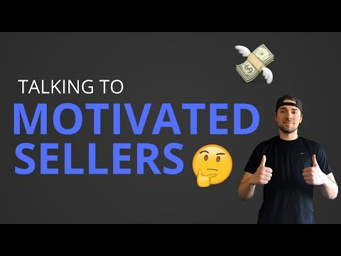 How To Talk To Motivated Sellers (Going Off A Script)