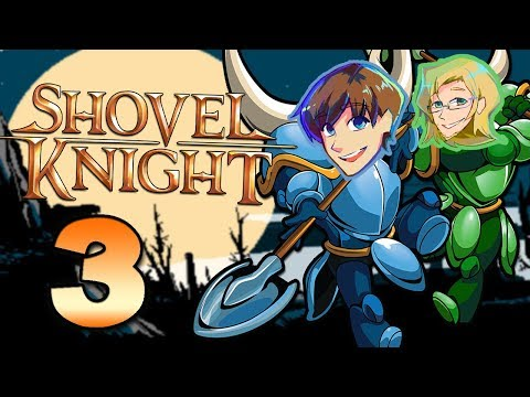 Shovel Knight: Ice T American Gamer - EPISODE 3 - Friends Without Benefits