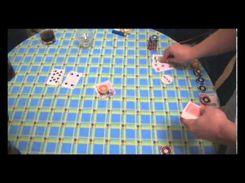 HALLY проигрывает в покер!! ХААХАХ