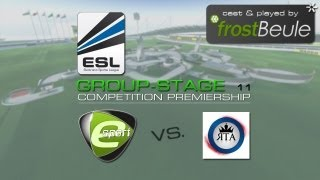ESL CPS 11: Team Acer vs. RtA - cast & played by frostBeule