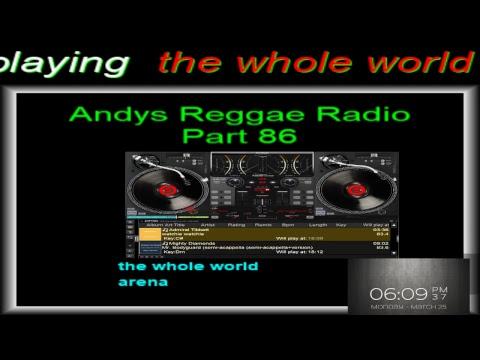 Andys Reggae Radio-Part 86