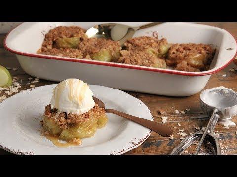 Crispy Topped Baked Apples   Episode 1194