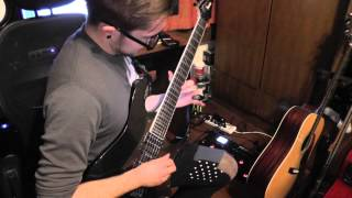 John Petrucci Quick Licks(cover by Kirill Phillips)