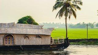 Kerala Hausboot - Wir Erkunden die Backwaters von Alleppey I Indien Vlog#28