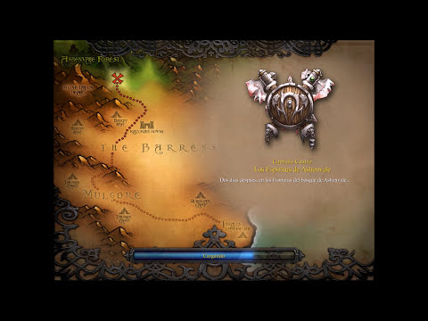 Warcraft III: Reign of Chaos. Orcos 4 # Dificultad: Difícil