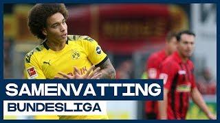 HIGHLIGHTS | Beauty Witsel niet genoeg voor zege Dortmund