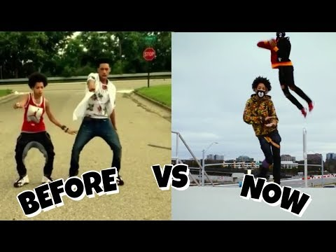 Ayo & Teo Now vs Before @shmateo_ @ogleloo (compilation)