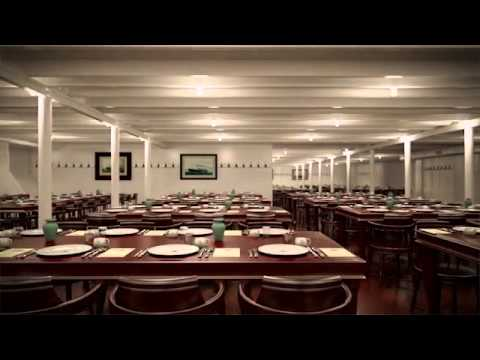 Titanic II   Third Class Dining Room Part 4
