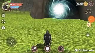 Обзор игр #4. WildCraft-симулятор жизни диких животных #2. Орёл-открываем сундуки.  Чит. Оп.
