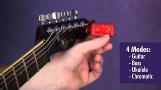 Video GTA6000 Tune-UP Mini Clip-On Guitar Tuner download MP3, 3GP, MP4, WEBM, AVI, FLV Juni 2018