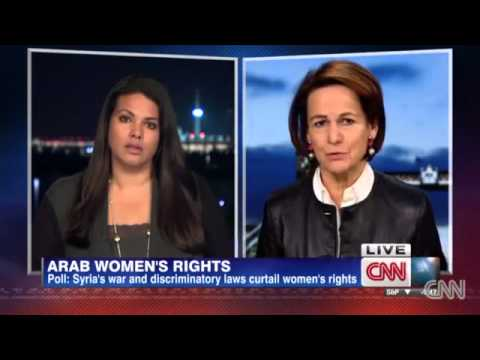 Was Arab Spring bad for women's rights