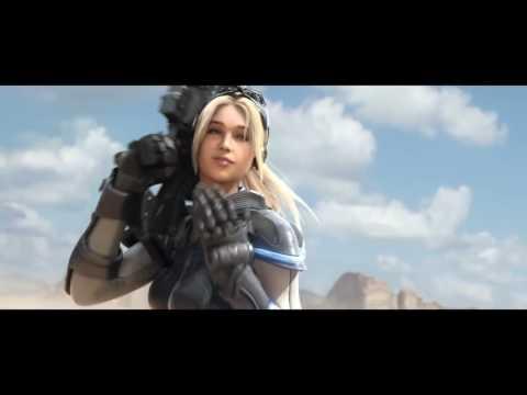Epic Battle Montage (Scifi)-Europa Globus