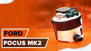 Changer un filtre à carburant sur FORD FOCUS MK2 Berline [TUTORIEL AUTODOC]