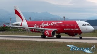 Video Incredibly RARE! AirAsia / CSA Czech Airlines Airbus A320 Takeoff from Split Airport SPU/LDSP download MP3, 3GP, MP4, WEBM, AVI, FLV Juni 2018