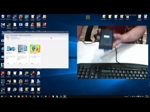 Sony Xperia J ST26i Repair, Hard reset,Update software