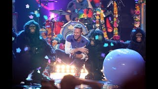 Coldplay - Adventure Of A Lifetime -live Performance At ¨the Voice¨ 2015