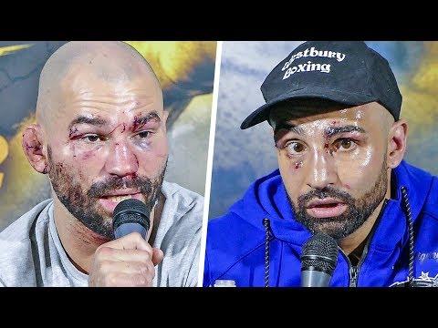 Artem Lobov vs. Paulie Malignaggi POST FIGHT PRESS CONFERENCE | Bare Knuckle Fighting