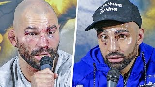 Artem Lobov vs. Paulie Malignaggi POST FIGHT PRESS CONFERENCE | Bare Knuckle Fighting