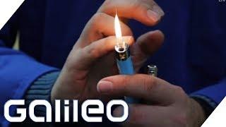 Wo die Billig-Feuerzeuge herkommen - Hinter den Kulissen von BIC | Galileo | ProSieben