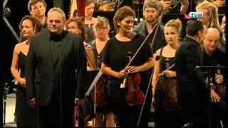 Classics Under the Stars 2015 - Joseph Aquilina & MPO - Anthem/ Tu Che m'hai Preso il Cuor