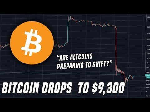 bitcoin-drops-5%-|-are-altcoins-preparing-to-shift?