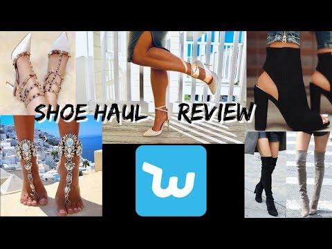 HAUL de Zapatos Chinos Zapatos de Wish  Collaboración con Debbie D