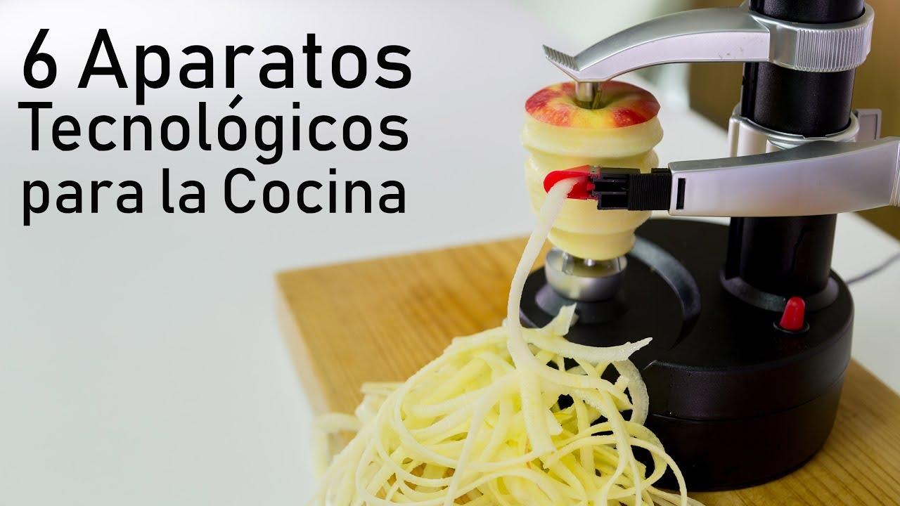 6 Aparatos Tecnológicos para la Cocina