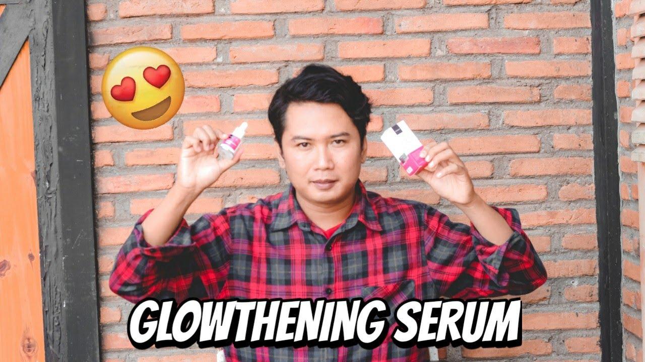 Review GLOWTHENG SERUM by SCARLETT WHITENING !!