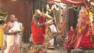 Ganesh Chaturthi Puja at Sandeepany, Mumbai
