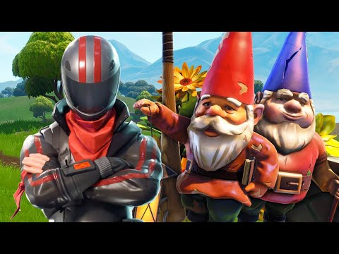 Fortnite: Hungry Gnomes Locations (Season 4 Week 8 Challenge)