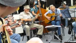 FADED LOVE featuring Reid Buckley(fiddle) & Lloyd Andrews(dobro)