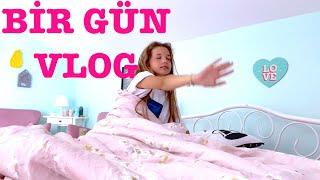 Bir Günlük Vlog Ecrin Su Çoban