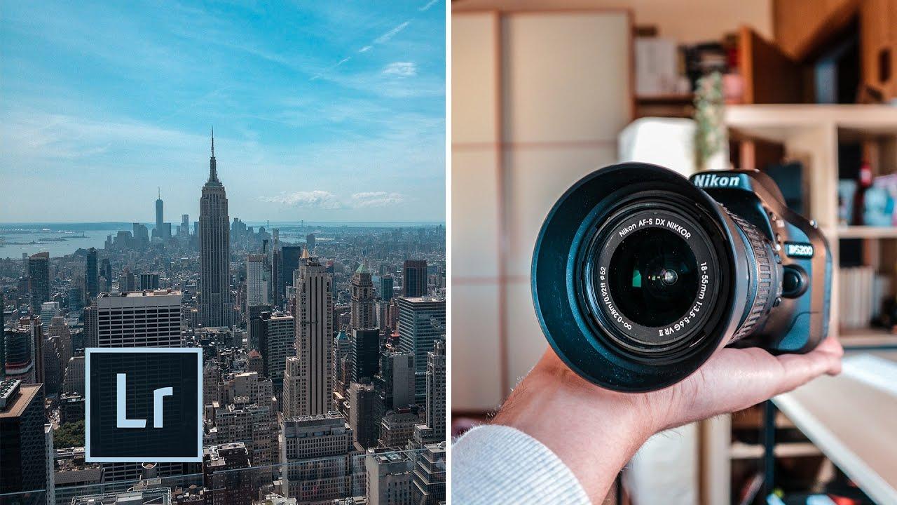 Fare foto con sfondo sfocato - Marco Togni
