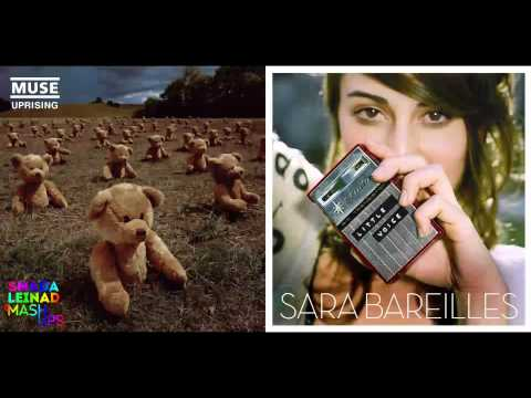 Muse vs. Sara Bareilles - Uprising Song