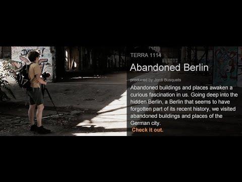 TERRA 1114: Abandoned Berlin