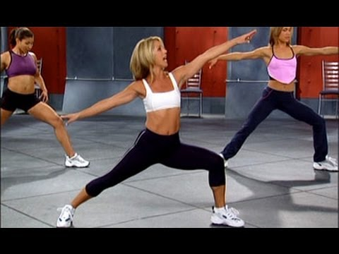 Denise Austin: Legs & Buns Workout Level 3