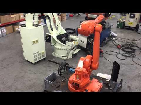 robot industriali ABB IRB 1600