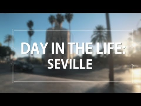 A Day in the Life of a Student in Seville