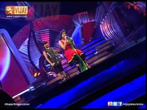 Enadhuyire Enadhuyire by SSJ06 Pravasthi and Chinmayi( Airtel Super Singer Junior 4 )