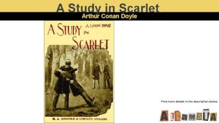 A Study in Scarlet by Arthur C. Doyle - Audio Book