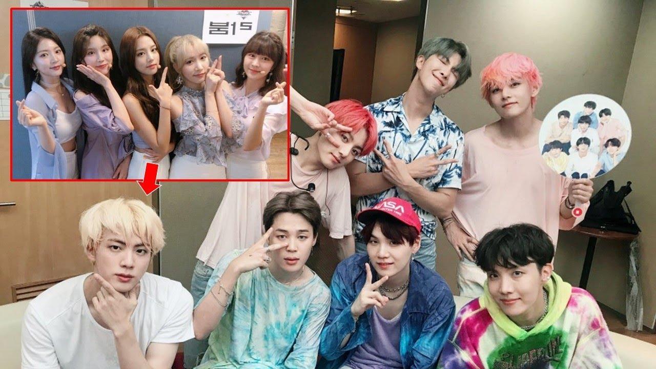 BTS Jin dating skandal