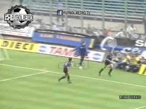Atalanta 1 Vs Verona 0 Serie A 89 90 Peter Glenn Strömberg