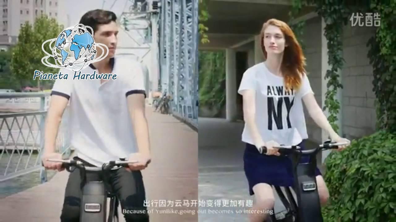 Pianeta Hardware News Xiaomi va oltre i cellulari, lancia la bici smart