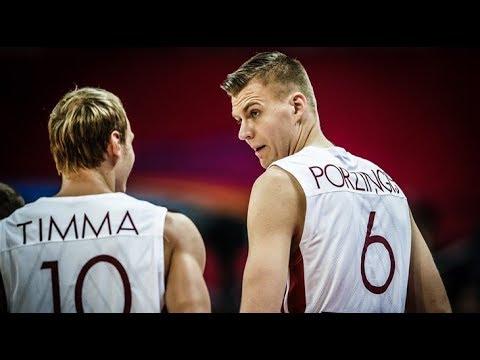 Janis Timma - Highlights Eurobasket 2017
