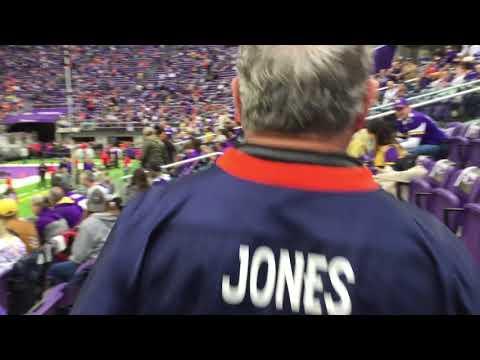 Inconsiderate Fan Behavior At US Bank Stadium - Minnesota Vikings Chat