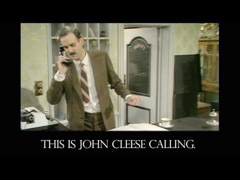 Tbt John Cleese Called Me On My Birthday Youtube
