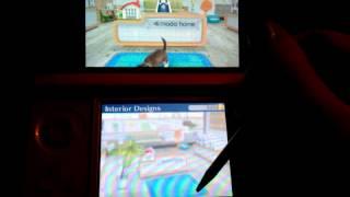 Nintendogs + Cats: French Bull Dog Walkthrough P4