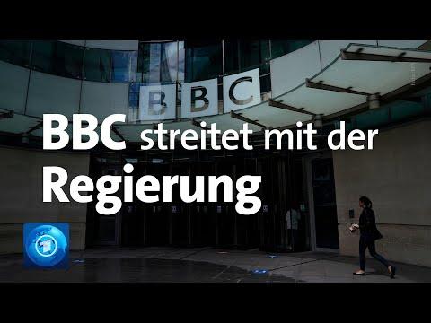 BBC: Streit mit