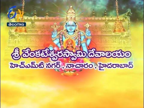 Sri Venkateshwara Swamy Temple, HMT Nagar, Nacharam, Hyderabad  - TS - 9th July 2016 - తీర్థయాత్ర